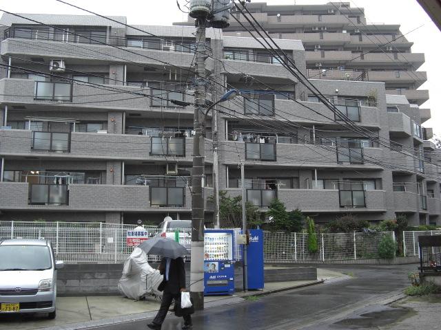 大規模修繕東武練馬1施工前